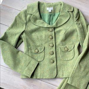 LOFT Vintage Skirt Suit Size 2